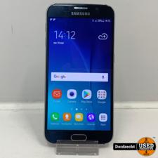 Samsung Galaxy S6 32GB Blauw | Schade achter | Met garantie