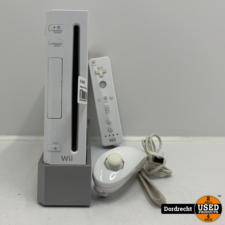 Nintendo Wii   Met controller   Met garantie