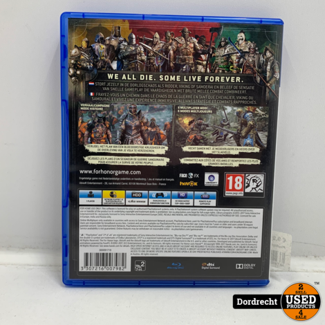 PlayStation 4 spel | For Honor