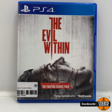 PlayStation 4 spel | The Evil Within
