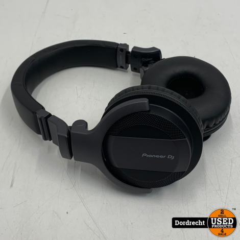 Pioneer DJ HDJ-CUE1 Koptelefoon Zwart | Bedraad | Nieuw uit doos | Met garantie