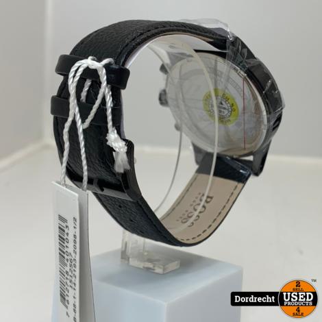 Hugo Boss HB.88.1.14.2194 horloge | Zwart | Nieuw | Met garantie