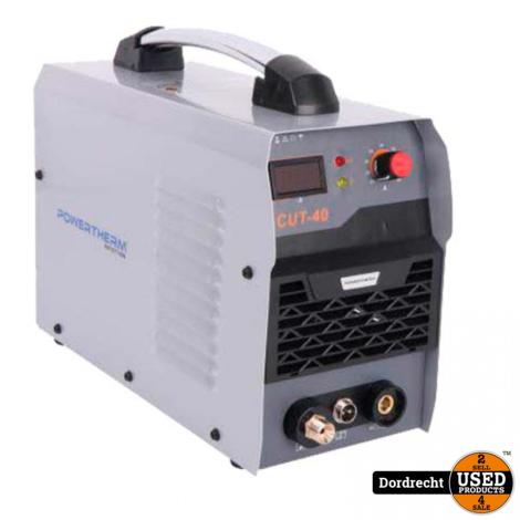 Powertherm CUT (PT) 40 plasmasnijder | NIEUW in doos | Met garantie
