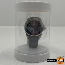 Tutti Milano Horloge TM900   Grijs   42.5mm   NIEUW in doos   Batterij leeg   Met garantie