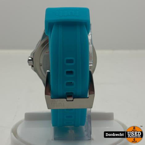 Tutti Milano Horloge TM001 | Blauw | 48mm | NIEUW in doos | Batterij leeg | Met garantie