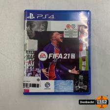 Playstation 4 spel   FIFA 21