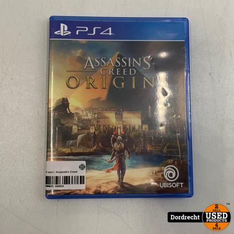 Playstation 4 spel |  Assassin's Creed Origins