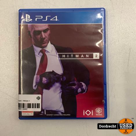 Playstation 4 spel |  Hitman 2