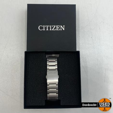 Citizen Super Titanium NH9120-88A horloge | In doos | Met garantie