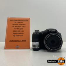 Sony Cybershot DSC-H300 camera | Met garantie