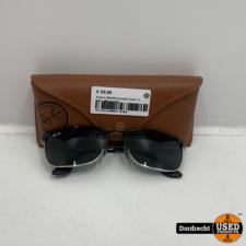 Rayban RB3508 Zonnebril Zwart   In hoes   Met garantie