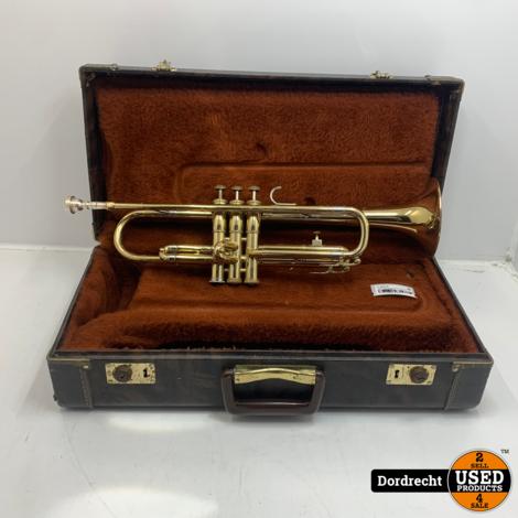Olds Ambassador trompet | Gebruikt | In kist | Met garantie