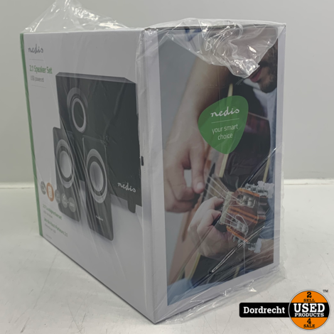 2.1 Speaker Set PC / Computer boxen | NIEUW in doos | Met garantie