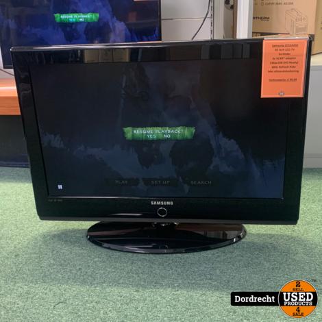 Samsung LE32A436 Televisie/TV | Met AB | Met garantie