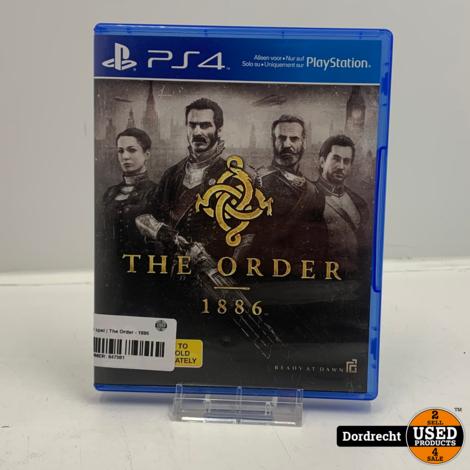 Playstation 4 spel | The Order - 1886