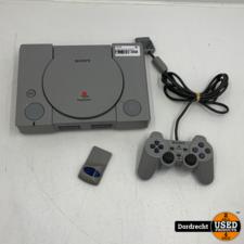 Playstation Classic (SCPH-7002) | Met controller | Met memorycard | Met garantie