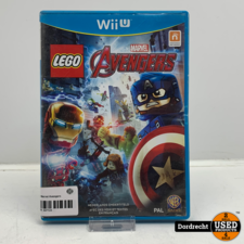 Wii U spel | Lego Marvel Avengers