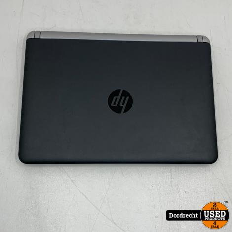 HP Probook 430 G3 laptop   Intel Core i5 128GB SSD 4GB RAM  Windows 10   Met garantie