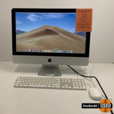 iMac 2013   Intel Core i5 256GB SSD 8GB RAM Intel Iris Pro 1536 MB   Deukje in scherm   Met garantie