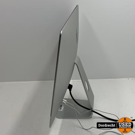iMac 2014   Intel Core i5 512GB SSD 8GB RAM Intel HD Graphics 5000   Met garantie