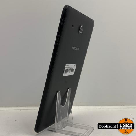 Samsung Galaxy Tab E 9.6 8GB Zwart | Wifi + 4G (Simkaart) | Met garantie