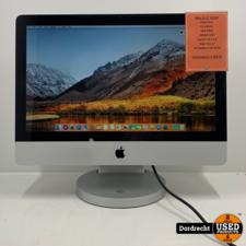iMac 2010 21.5 Inch | Intel Core i3 500GB HDD 4GB RAM ATI Radeon HD | Met garantie
