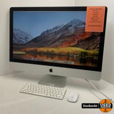 iMac 2010 27 Inch | Intel Core i7 1TB SSD 4GB RAM ATI Radeon HD 5750 | Met garantie
