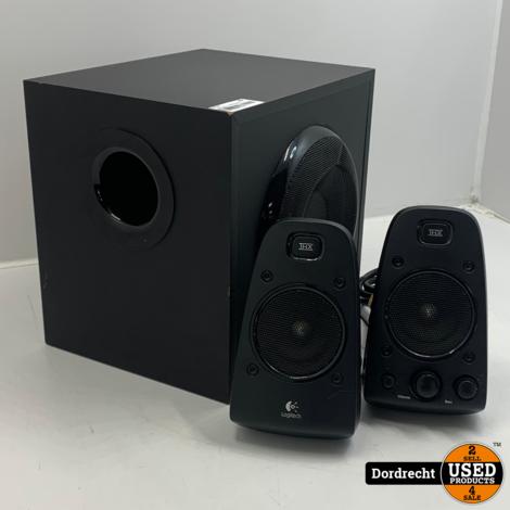 Logitech Z623 2.1 speakersysteem | Met garantie