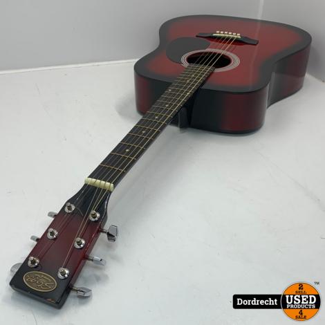 Stagg SW201RDS Western gitaar | Opknapper | Mist snaar