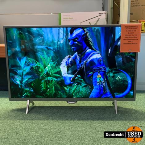 Philips 32PFS6401/12 Smart TV/ Televisie   Met AB   Met garantie
