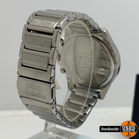 Tommy Hilfiger 1791788 Mason horloge    Gebruikt   In doos   Met garantie