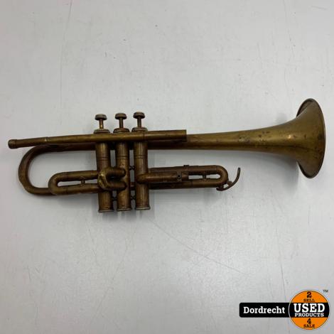 Robert Martin Macon trompet | Opknapper / voor de sier | Zonder garantie