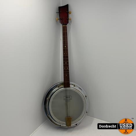 RKB Plastic Drumheads Banjo | Opknapper / voor de sier | Zonder garantie