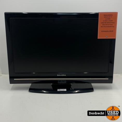 Salora LCD2631 televisie/tv   Met ab   Met garantie