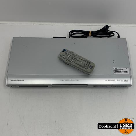 JVC XV-N422S dvd speler | Met ab | Met garantie