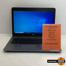 HP EliteBook 840 G1 laptop | Intel Core i7-4600 256GB SSD 8GB RAM Windows 10 | Met garantie