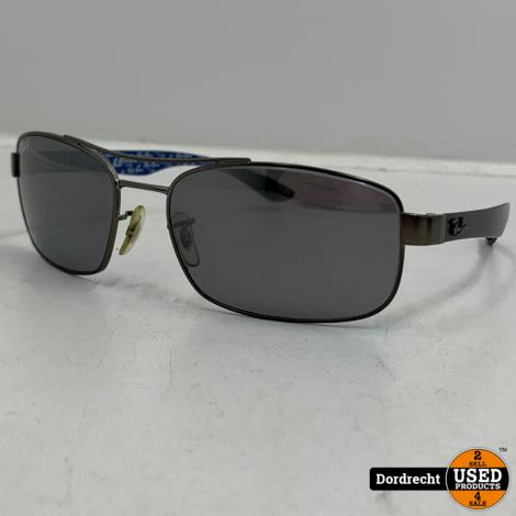 RayBan RB8316 Zonnebril Blauw | Met hoesje