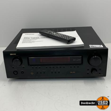 Denon DRA-700AE Stereo Receiver | Met AB | Met garantie