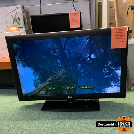 LG 37LD665H televisie / tv   Met ab   Met garantie