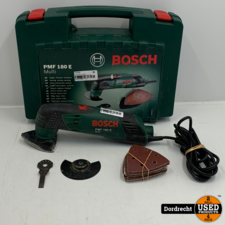 Bosch PMF 180 E Multi multifunctioneel gereedschap / multitool | In kist | Met garantie