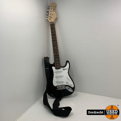 Fazley FST034BK Classic series gitaar | Met garantie