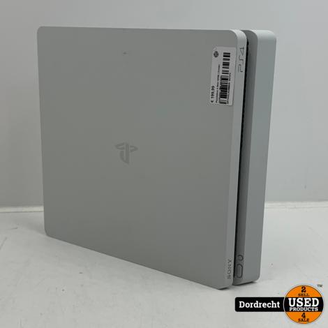 Playstation 4 Slim 500GB | Zonder controller | Met garantie