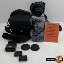 Canon Eos 4000D camera + 18-55mm Lens | In doos | Met garantie