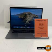 Macbook Pro 2017 | Intel Core i7 512GB SSD 16GB RAM Graphics 630 1536MB | Met garantie