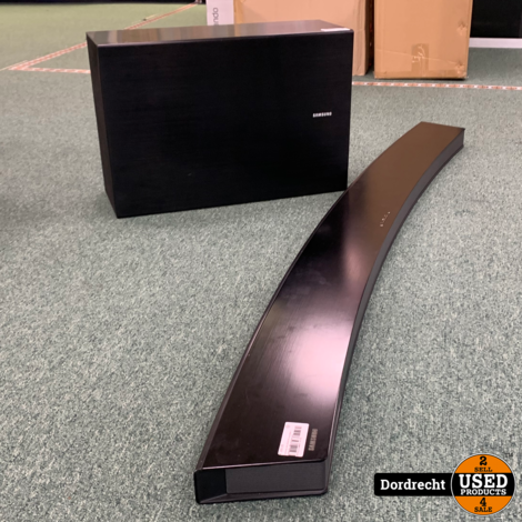 Samsung HW-J8500/XN soundbar + subwoofer   145cm lang   Met originele bon