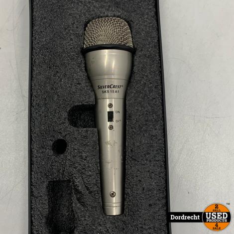 SilverCrest SKS 15 A1 microfoon   In doosje   Met garantie