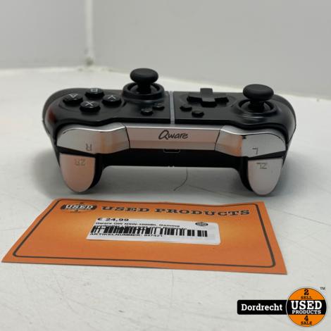Qware QW NSW-1000BL Gaming controller | Geschikt voor Nintendo Switch | Met garantie