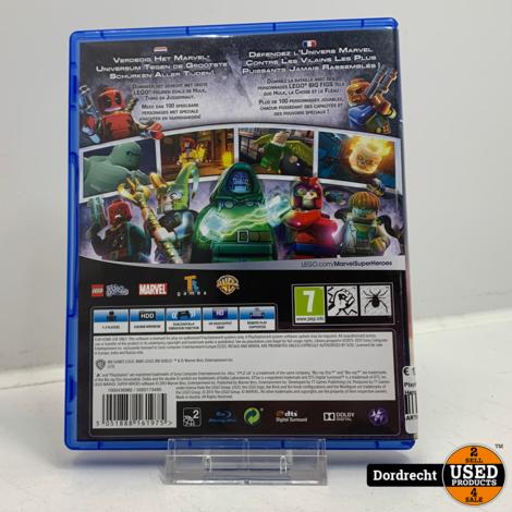 Playstation 4 spel | Lego Marvel Super Heroes