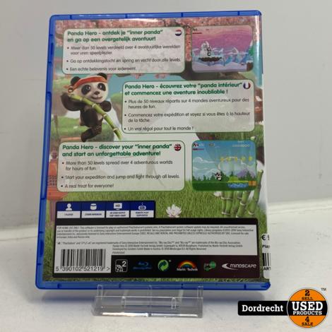 Playstation 4 spel | Panda Hero