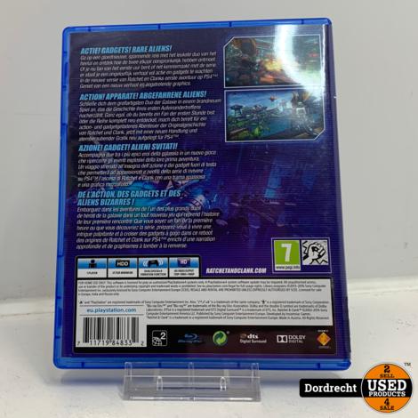 Playstation 4 spel | Ratchet Clank